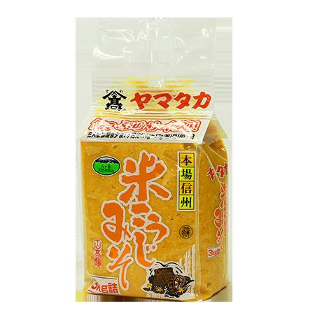 たっぷりサイズ 米こうじみそ